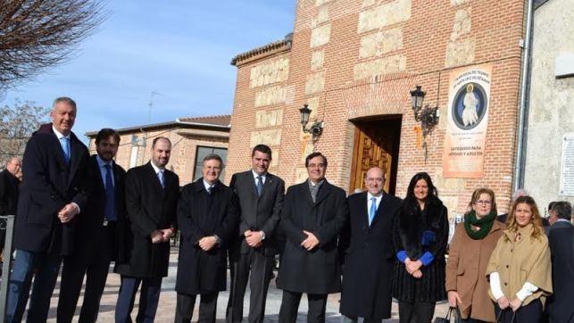Pp destaca el liderazgo de rajoy y cospedal frente a page for Muebles santa cruz de retamar