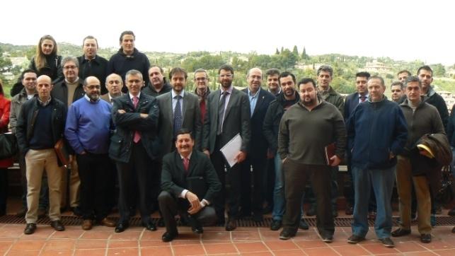 Diputación de Toledo y EOI se han reunido este martes en Toledo con ...