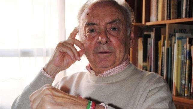 Fallece el poeta e Hijo Predilecto de Talavera, Joaquín Benito de Lucas