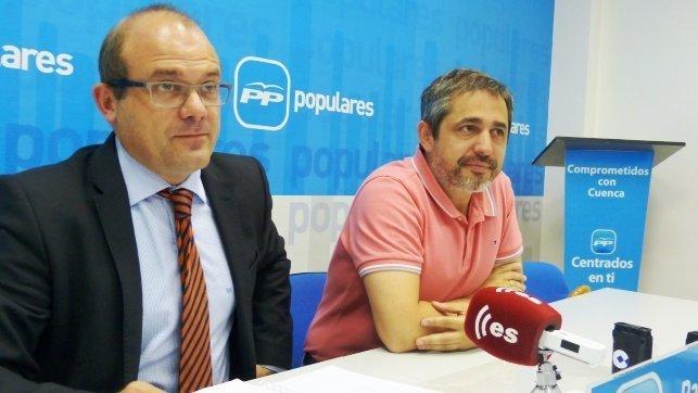 Pp consulta al tribunal de cuentas posibles irregularidades en obras las quinientas for Javier ruiz hidalgo