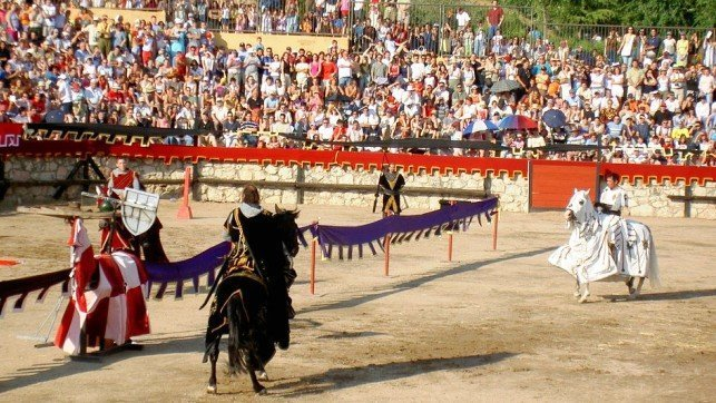 Junta declara Bien de Interés Cultural (BIC) el Festival Medieval de Hita
