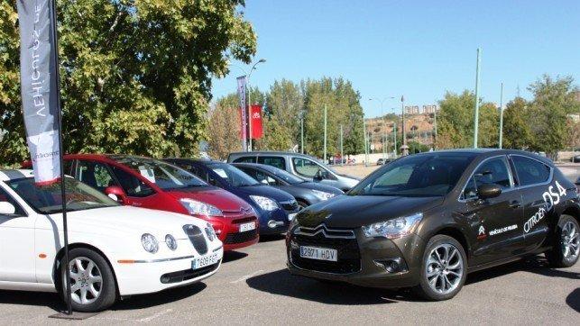 Cae un 16,24% la venta de vehículos de ocasión en Castilla-La Mancha en febrero