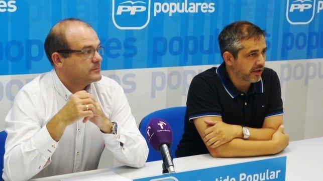 Pp quiere desactivar el presupuesto trampa del ayuntamiento de cuenca for Javier ruiz hidalgo
