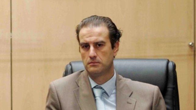 El responsable de la Federación Empresarial Toledana (FEDETO) en Talavera de la Reina (Toledo), Óscar Hidalgo - Archivo