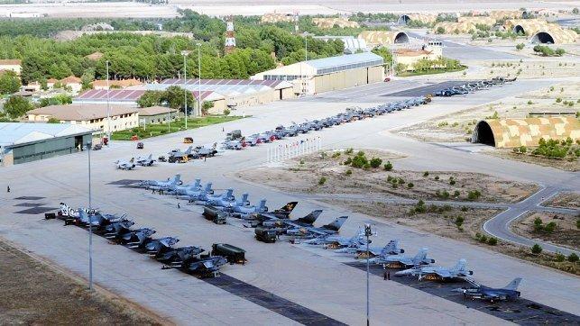 La base aérea de Los Llanos en Albacete acogerá un homenaje a los pilotos fallecidos en accidente antes de repatriarlos