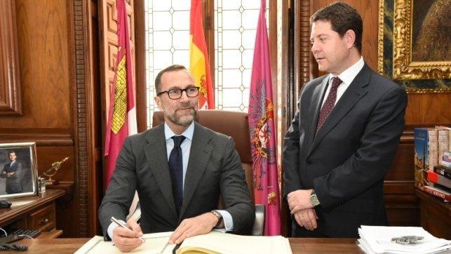EMBAJADOR DE ESPAÑA EN EEUU GAY