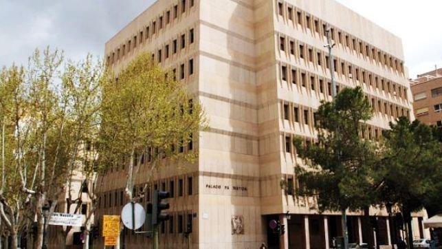 En la imagen de archivo el Palacio de Justicia - Juzgados en la ciudad de Albacete donde se ha celebrado el juicio