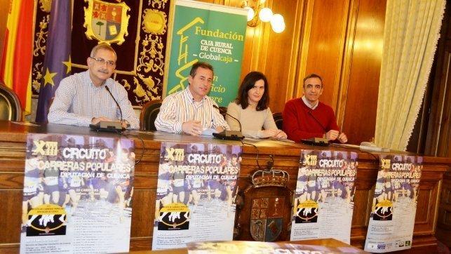 Circuito Carreras Populares Cuenca : Presentado el circuito de carreras populares cuenca que