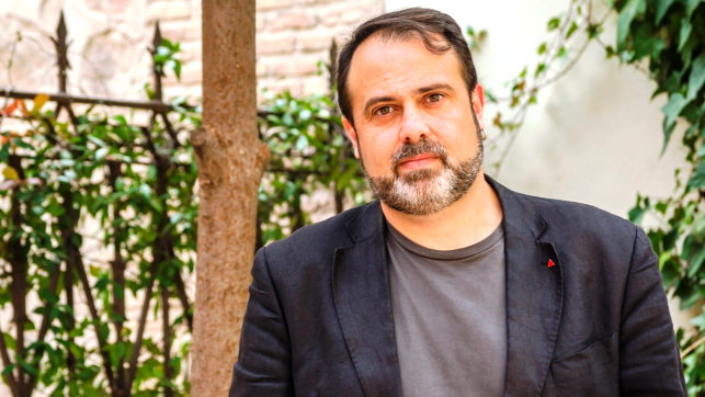 Javier Mateo, elegido candidato a la Alcaldía de Toledo en Primarias de Ganemos