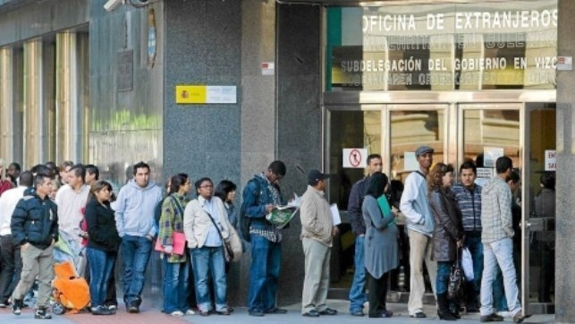 Extranjeros que soliciten la nacionalidad ser n examinados for Oficina extranjeria toledo