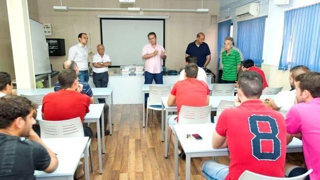 31 técnicos de fútbol y fútbol-sala se forman en un curso en Alcázar de San Juan