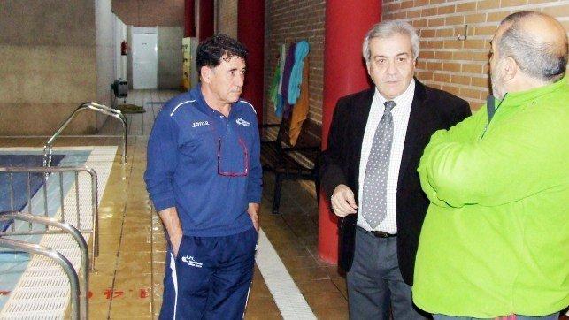 Ayuntamiento de toledo mejora la iluminaci n de la piscina for Piscina juan de toledo