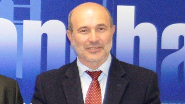 El director general de Industria, Energía y Minas del Gobierno de CLM, José Luis Cabezas, en una imagen de archivo