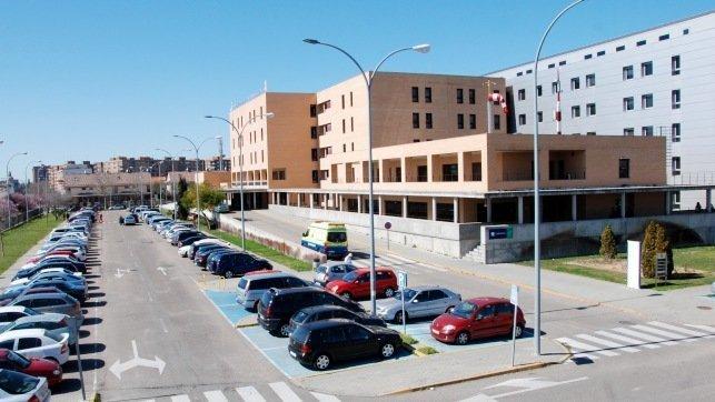 El Hospital de Talavera de la Reina habilita más camas para hacer frente al coronavirus