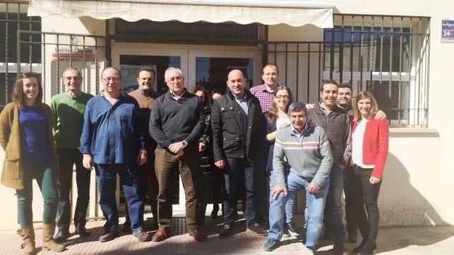 Junta resalta el servicio fundamental que prestan las for Oficina comarcal agraria