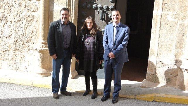 Junta colaborar en promoci n de alimentos incluidos en for Oficina comarcal agraria