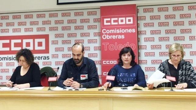 Sindicatos anuncian movilizaciones si gobierno rajoy for Mesa funcion publica