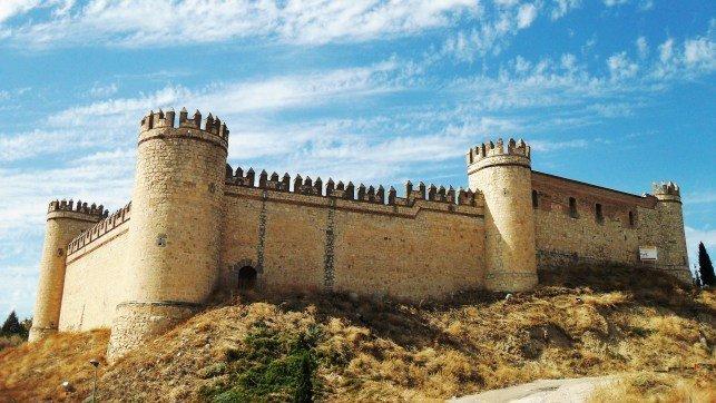 El castillo de maqueda pasa al proceso de venta directa tras quedar desierta la subasta - Subastas ministerio del interior ...