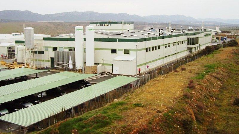 Autorizan la venta de silicio solar en puertollano y su for Juzgado de puertollano