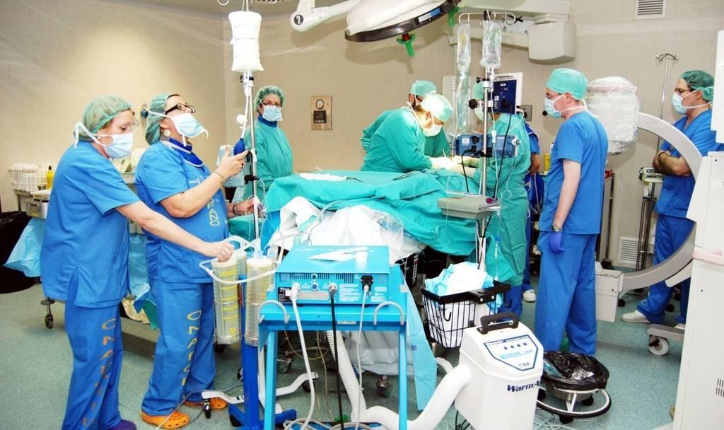 Los pacientes de CLM son de los que más esperan para operarse con 163 días de media