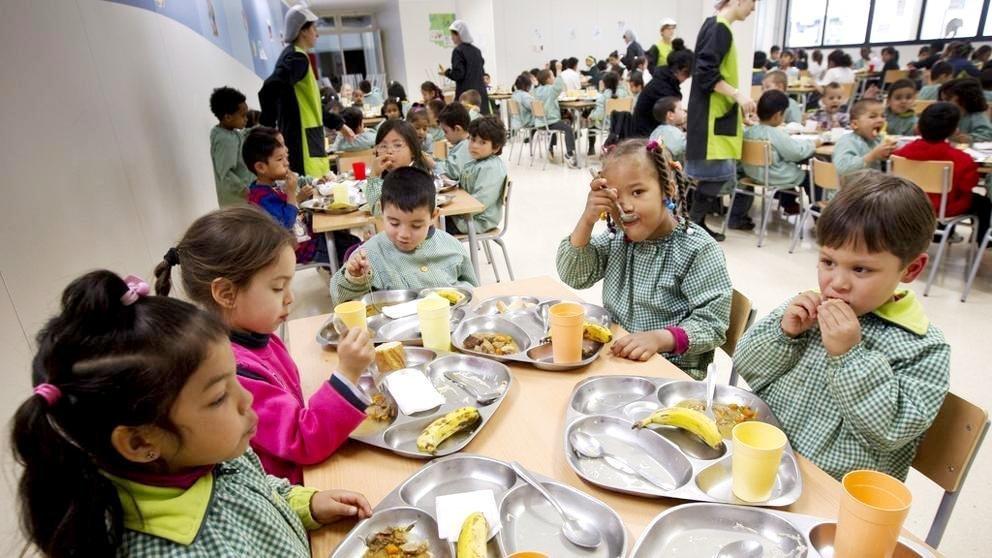 Castilla la mancha mantiene los precios del servicio de for El comedor escolar