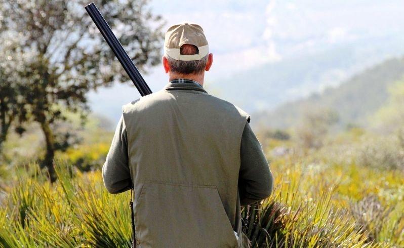 Detenido un cazador en Valladolid por disparar a otro por la espalda tras una discusión