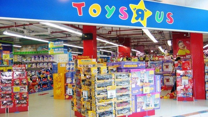 Us De 'r' Jugueterías Cadena En Se Toys Bancarrota La Declara OZXuPki