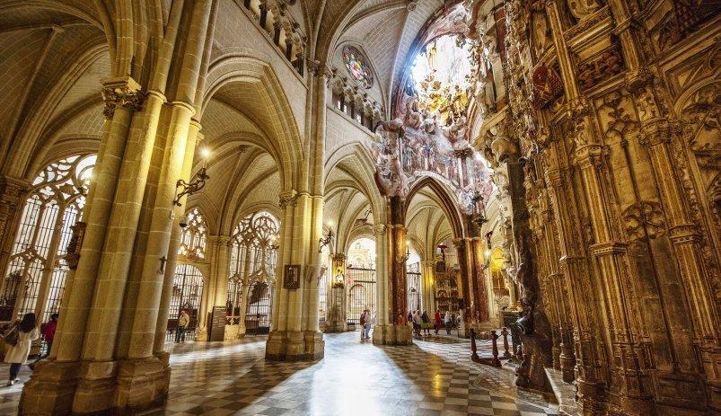 Resultado de imagen de catedral de Toledo