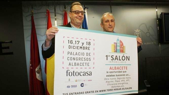 El i sal n inmobiliario de albacete congrega a 20 empresas - Constructoras albacete ...