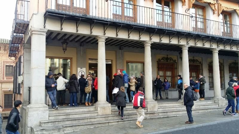 Oficinas de turismo de toledo atienden a m s de for Oficina turismo toledo