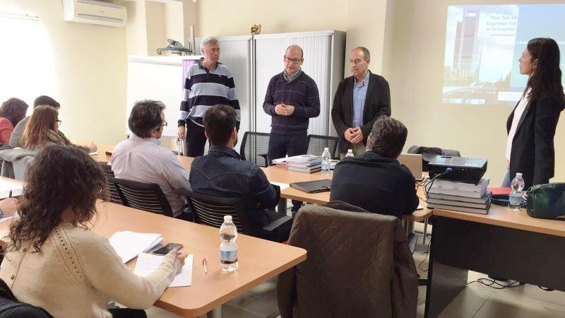 Casi el 30 de accidentes de trabajo en albacete en 2016 - Jefatura provincial de trafico de albacete ...