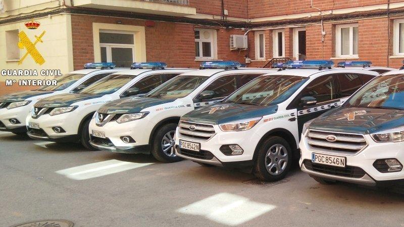 Un juez investiga si hay irregularidades en arreglo de coches de la Guardia Civil