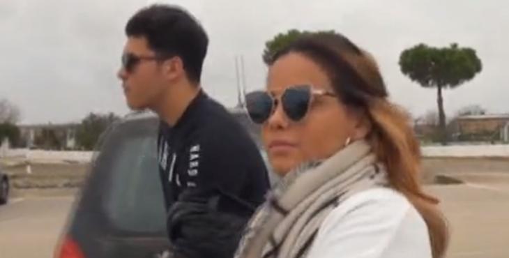 La hija de Rocio Jurado y Ortega Cano ingresada en el hospital por culpa de Supervivientes