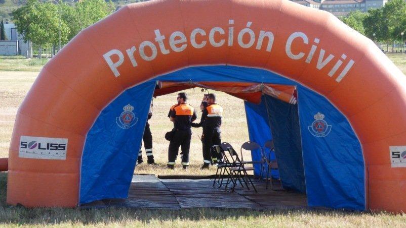 Diputación de Albacete duplica las ayudas a las agrupaciones de Protección Civil