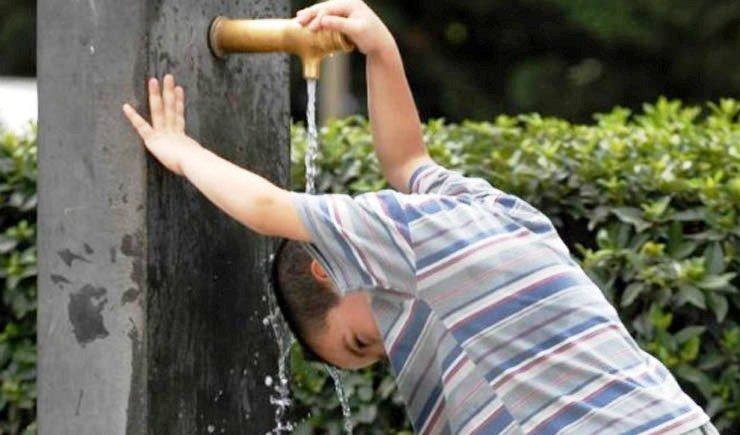 El sofocante calor sigue en toda CLM, que llegará a 41 grados en el Valle del Tajo