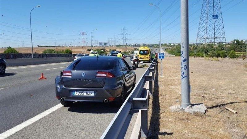 Una Persona Muere Presuntamente Atropellada En La Autovia A 30