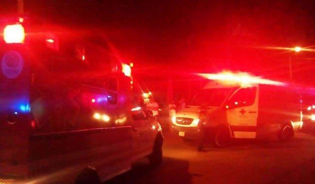 Un camionero provoca un grave accidente de tráfico y mueren cuatro agentes de Policía