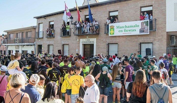 Cabanillas y Marchamalo suspenden sus fiestas patronales, previstas para mayo