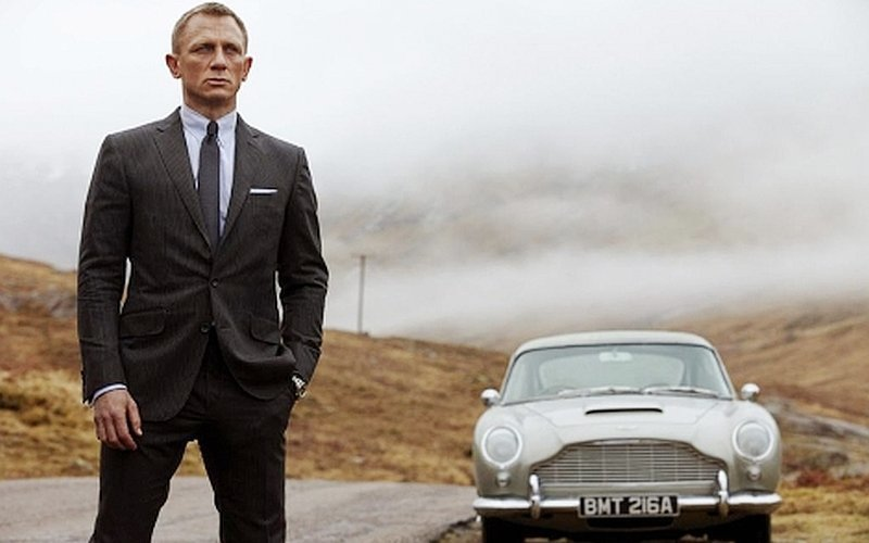Daniel Craig confirma que volverá a interpretar al agente James Bond