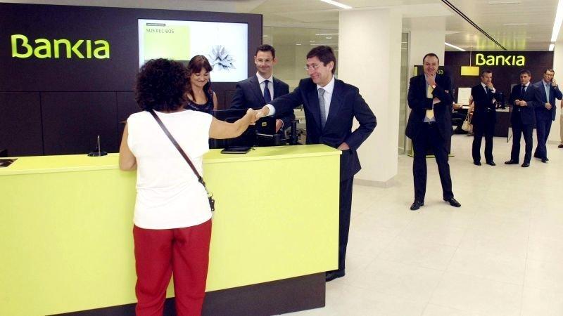 Bankia tiene un impacto de empleos en castilla la mancha for Bankia es oficina de internet