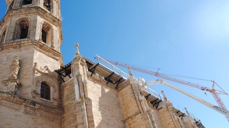 Valdepeñas (Ciudad Real) asumirá el 50% de la restauración de la Iglesia de la Asunción