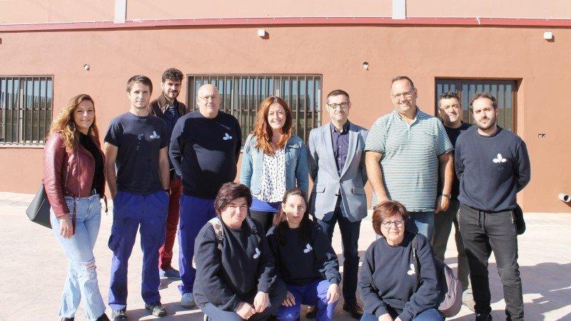 Buruj n abrir un nuevo gimnasio gracias al taller de for Gimnasio toledo