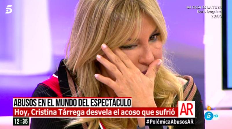 Cristina Tárrega Se Confiesa Sufrí Acoso Sexual Y Abuso De Poder