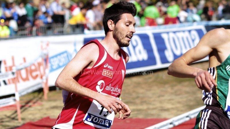 El atleta Chiki Pérez, preseleccionado para la Copa de Europa de 10.000 metros