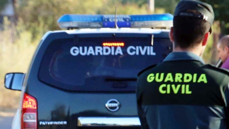La Guardia Civil auxilia a una octogenaria que permanecía inconsciente en su casa