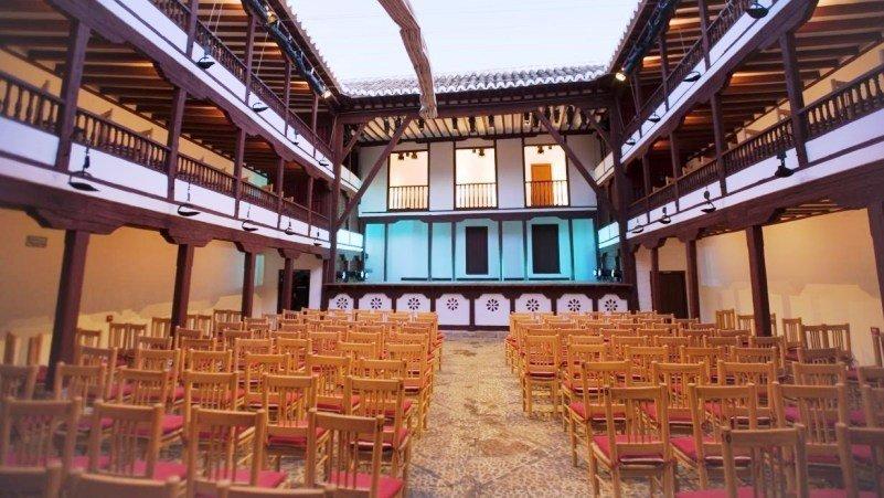 El Festival de Teatro Clásico de Almagro se celebrará del 14 al 26 de julio