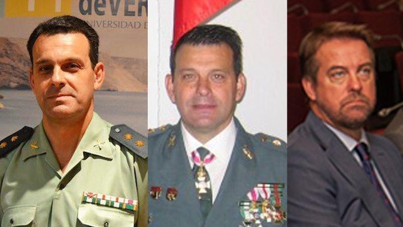 Los tres hermanos más poderosos de la Guardia Civil: entre los Mossos, el 'caso Gabriel' y Rajoy - EL ESPAÑOL