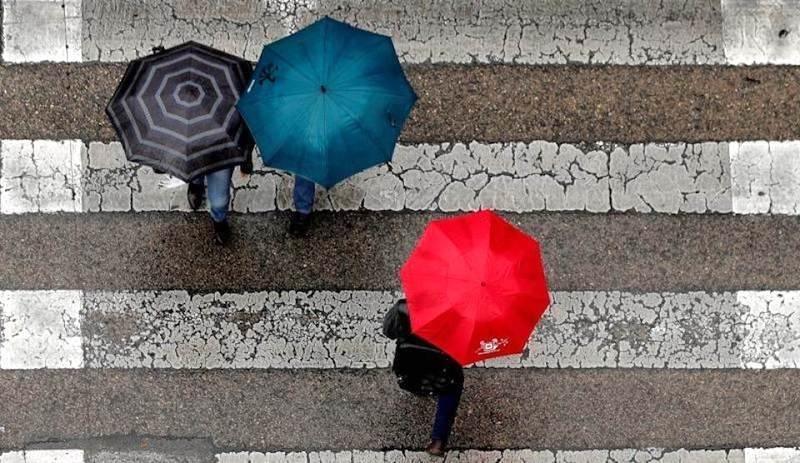 Todas las provincias de CLM en alerta amarilla por fuertes tormentas y lluvias