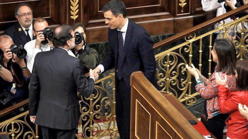 Dos años de la moción de censura que sacó a Rajoy de La Moncloa: Otra España