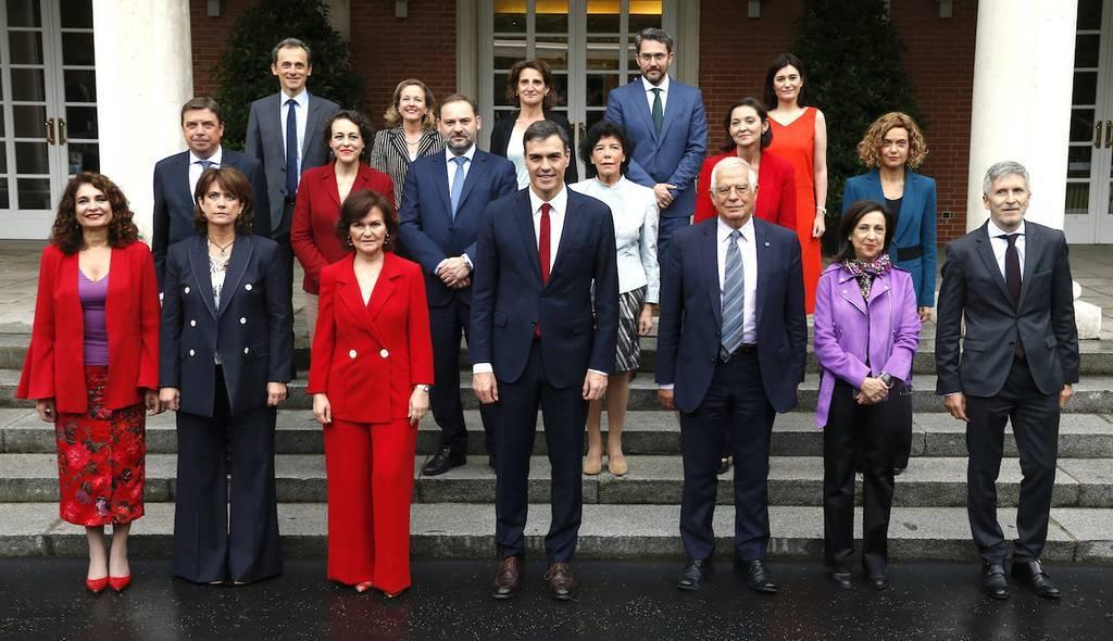 Ning n ministerio del gobierno de espa a se resiste ya a for Gobierno de espana ministerio del interior